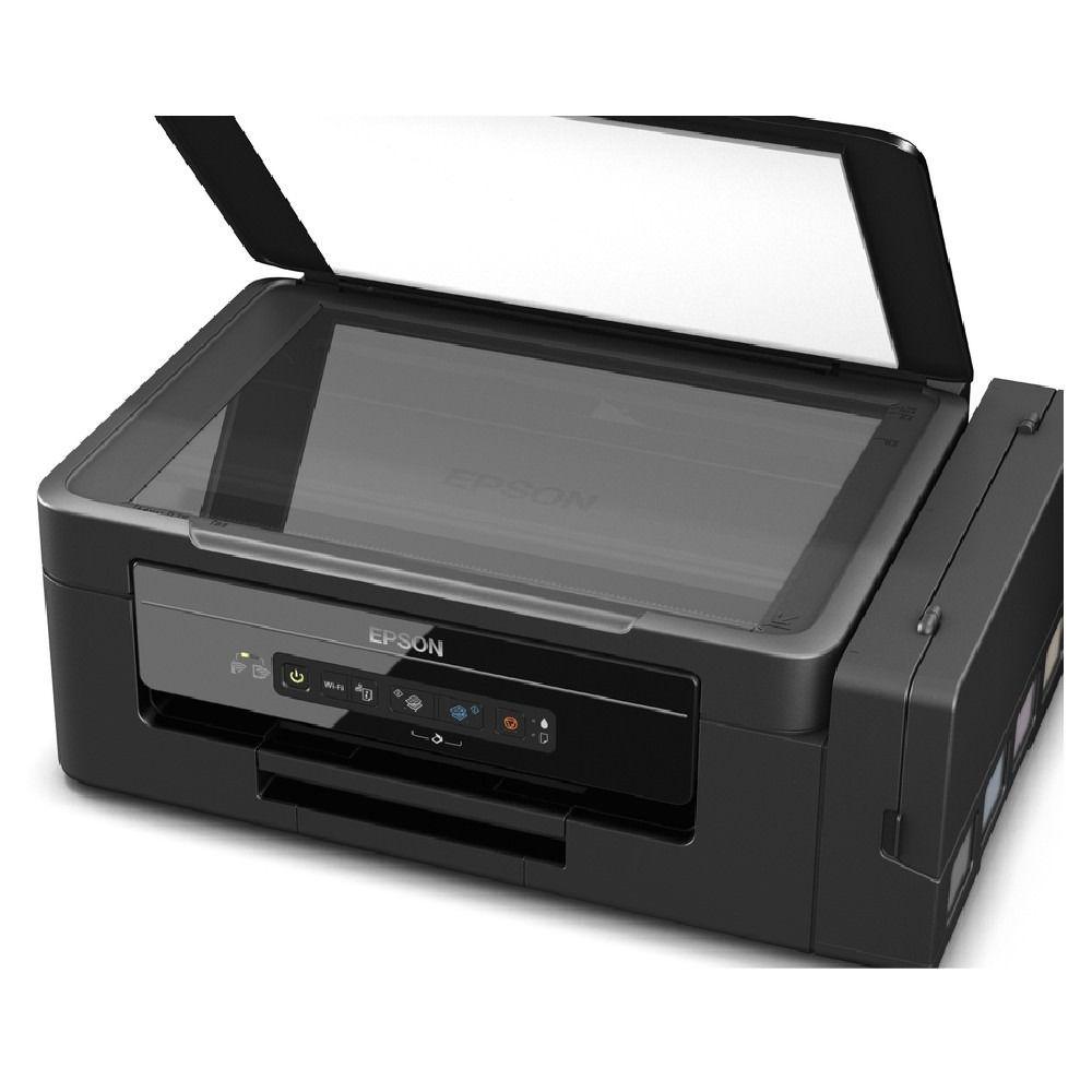 Multifuncional EPSON Tanque Tinta L396 Wifi TANK C11CG50302