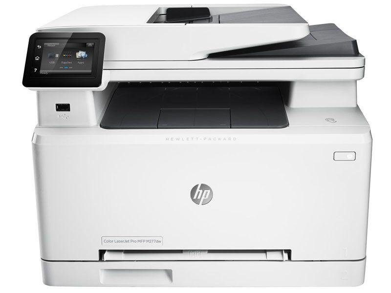 Multifuncional Laserjet Color HP CF377A#AC4 M477FNW 28PPM