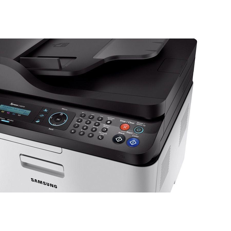 Multifuncional Samsung Laser Color XPRESS - SL-C480FW