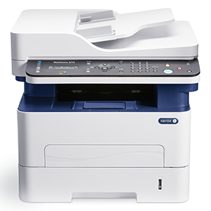 Multifuncional Xerox Laser WorkCentre 3215NIB Cognac