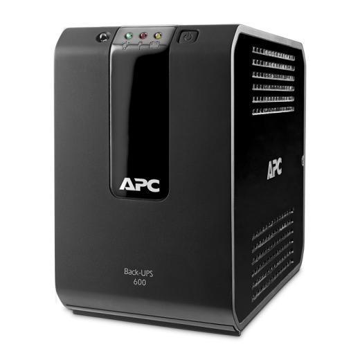 Nobreak APC Back-UPS BZ600-BR 600VA 4 Tomadas 115v / 115v