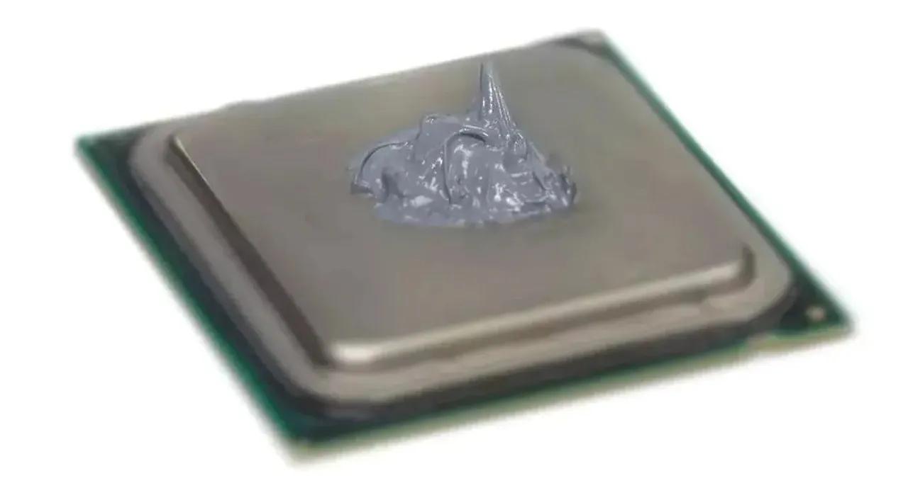 Pasta Térmica Thermal Silver Prata Pote 50g