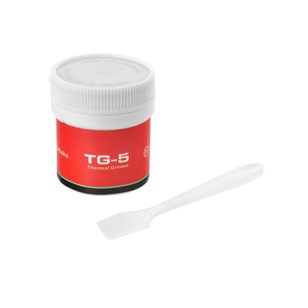 Pasta Térmica Thermaltake TG5 Thermal Grease 40 Gramas CL-O002-GROSGM-A