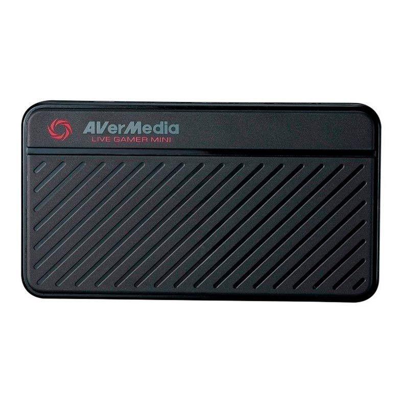 Placa de Captura Externo AverMedia Live Gamer Mini 1080P GC311