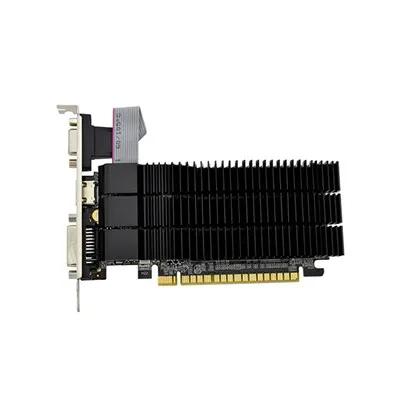 Placa de Vídeo Afox GeForce GT 210 1GB GDDR3 64Bits Low Profile AF210-1024D3L5-V2