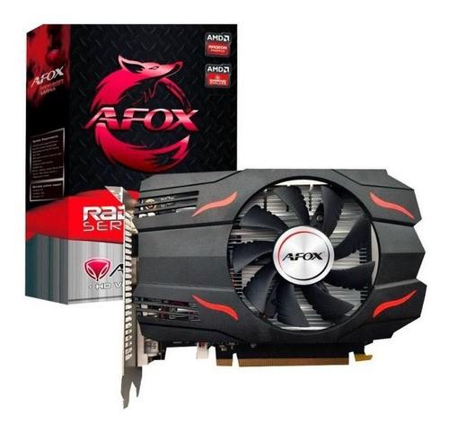 Placa de Vídeo Afox RX 550 2GB GDDR5 128 Bits AFRX550-2048D5H4