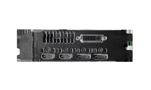 Placa de Video ASUS Geforce GTX 1060 6GB DDR5 EX-GTX1060-O6G
