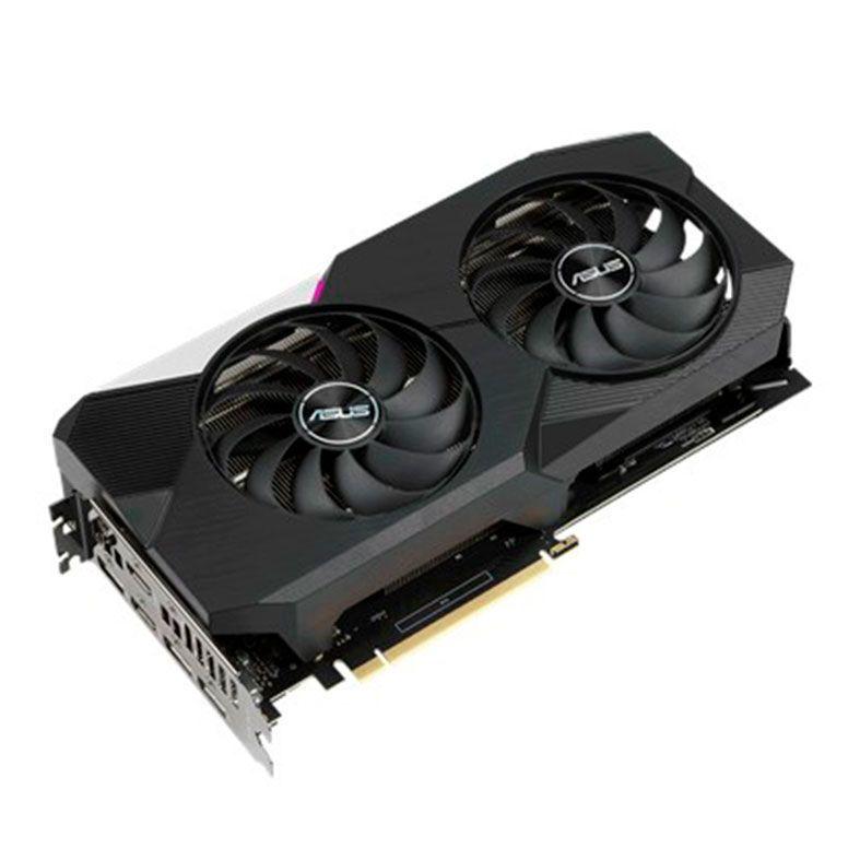 Placa de Vídeo Asus Geforce RTX 3070 DUAL OC 8GB GDDR6 256bit DUAL-RTX3070-O8G