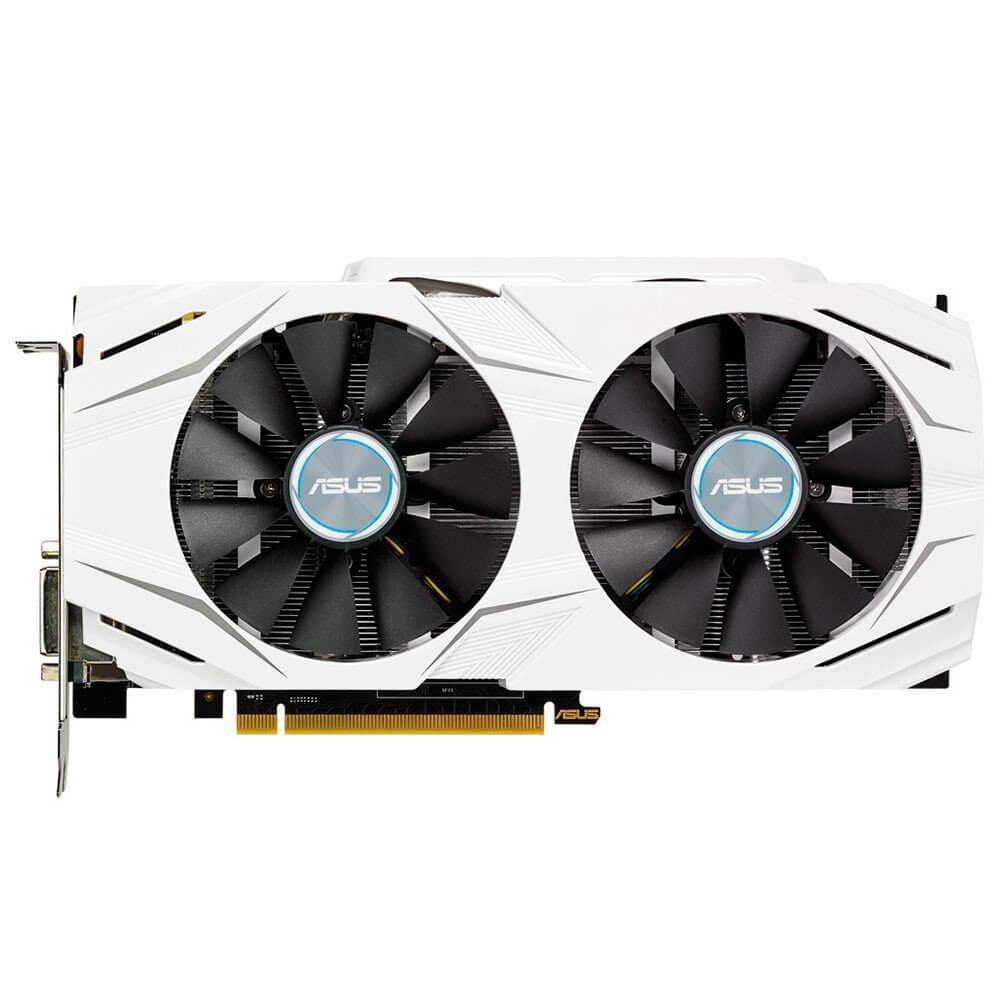 Placa de Video ASUS GTX 1060 OC 3GB DDR5 DUAL-GTX1060-O3G