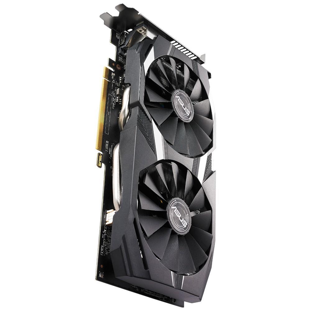 Placa de Vídeo Asus Radeon RX 580 Dual OC 8GB GDDR5 256Bit DUAL-RX580-O8G
