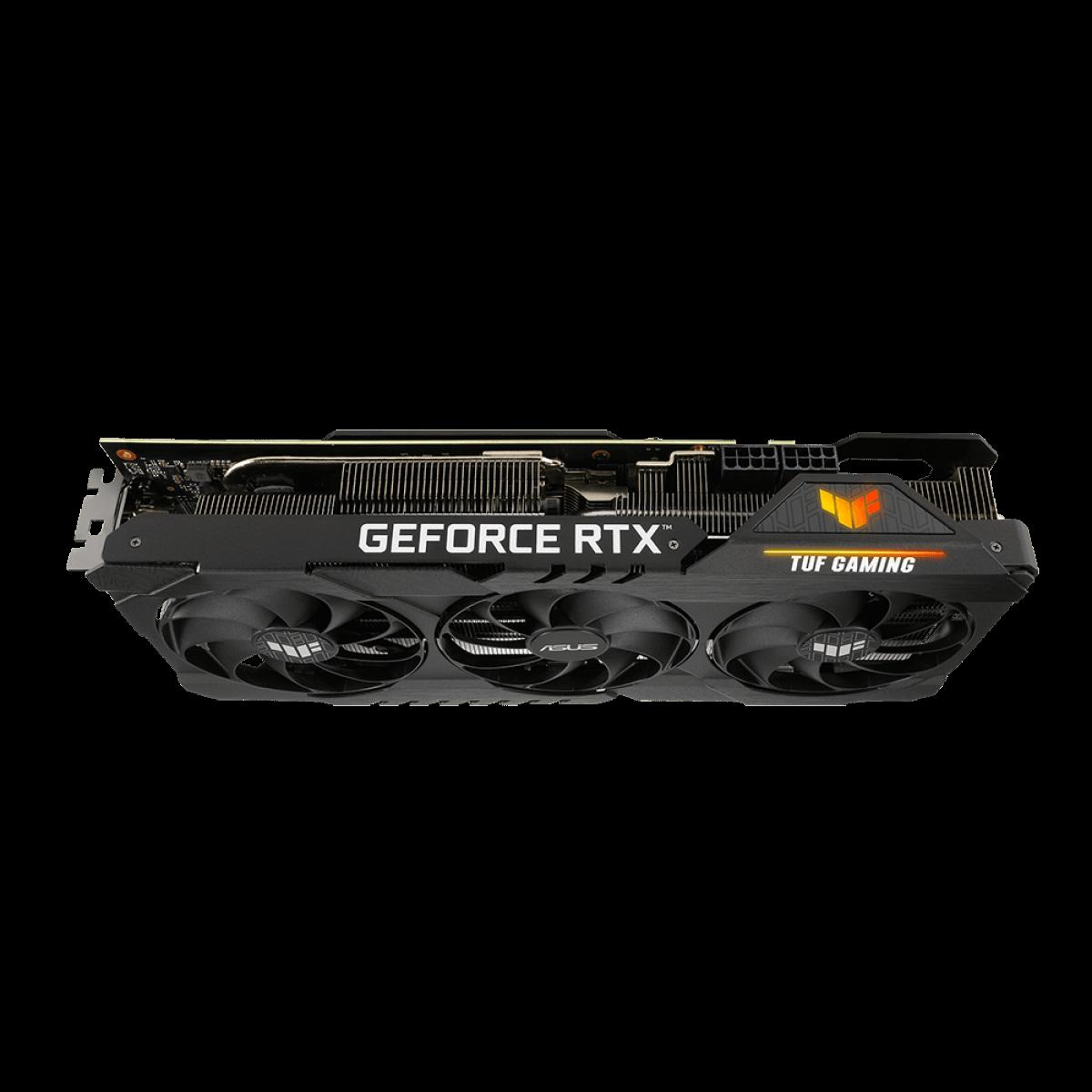 Placa de Vídeo Asus TUF Gaming Geforce RTX 3070 Ti 8GB GDDR6X 256bit - 90YV0GY0-M0NA00
