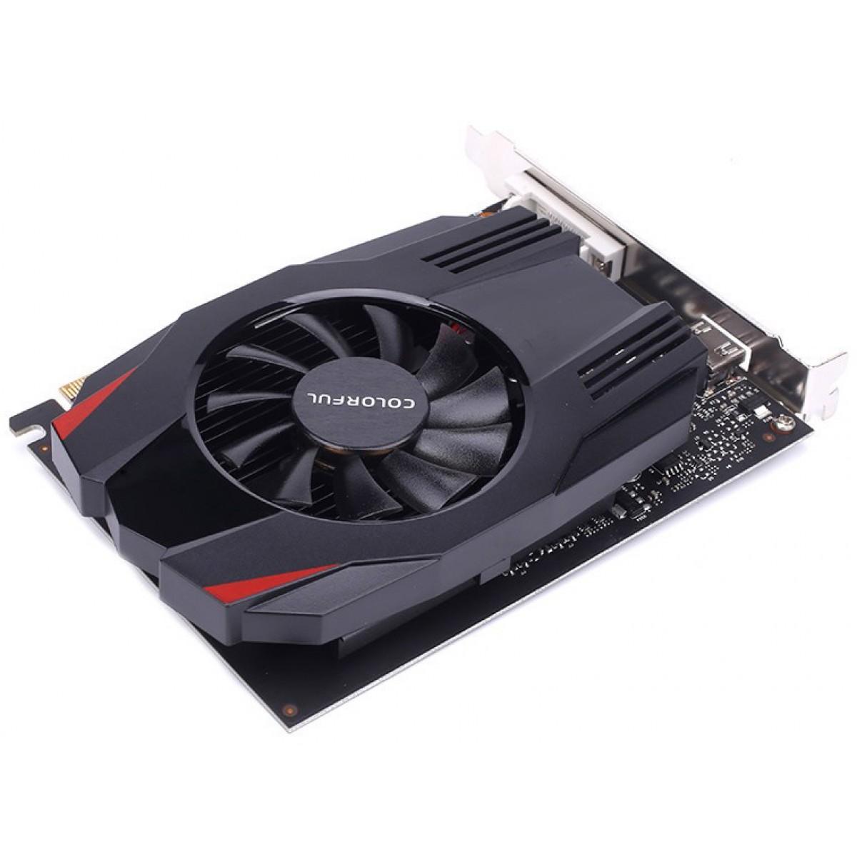 Placa de Vídeo Colorful GeForce GT 1030 2GB GDDR5 64Bit GT1030 2G V3-V