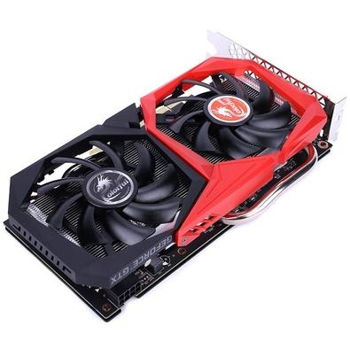 Placa de Video Colorful GeForce GTX 1660 6GB SUPER NB 6G-V