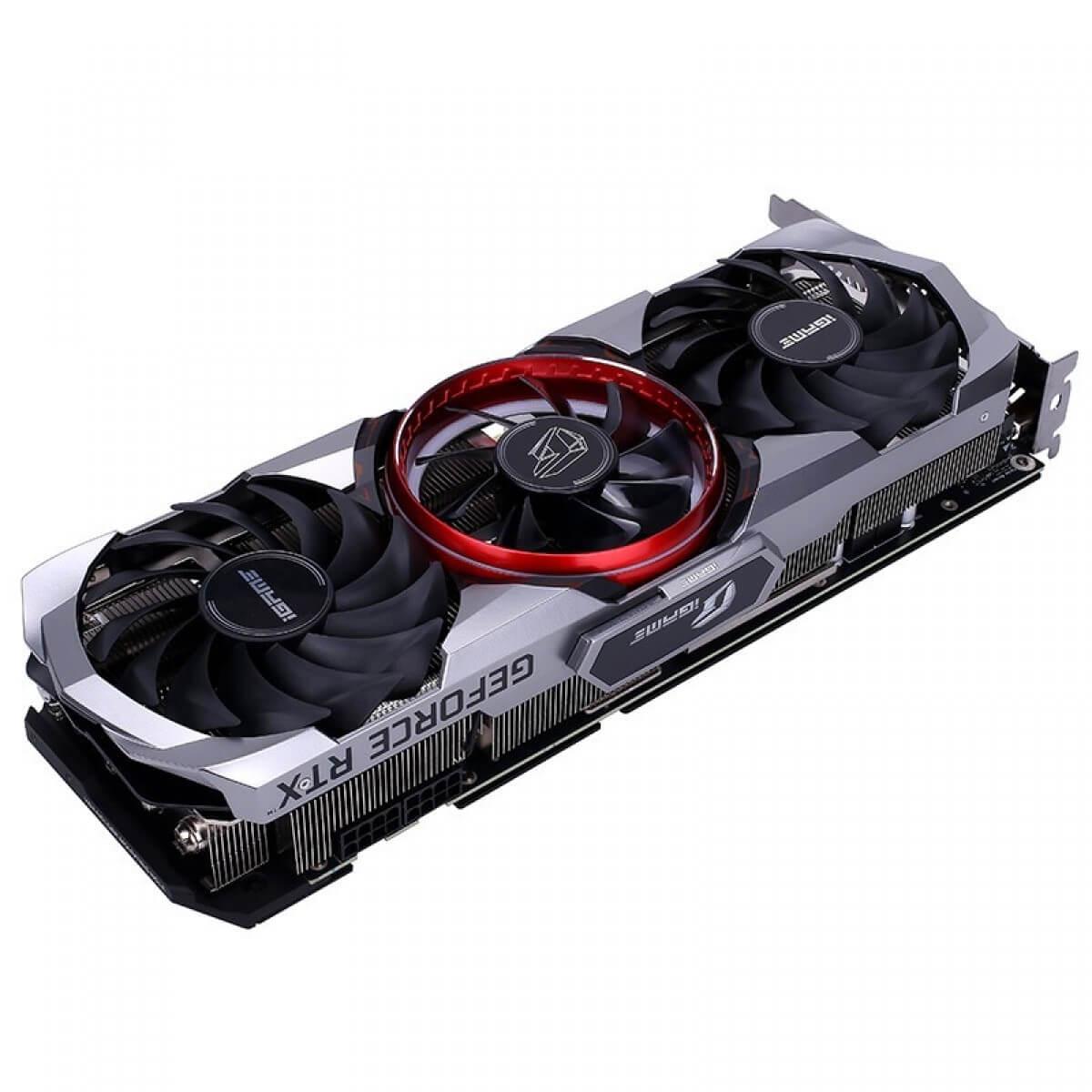 Placa de Vídeo Colorful GeForce iGame RTX 3070 Advanced OC-V 8GB GDDR6 256Bit 212326116801