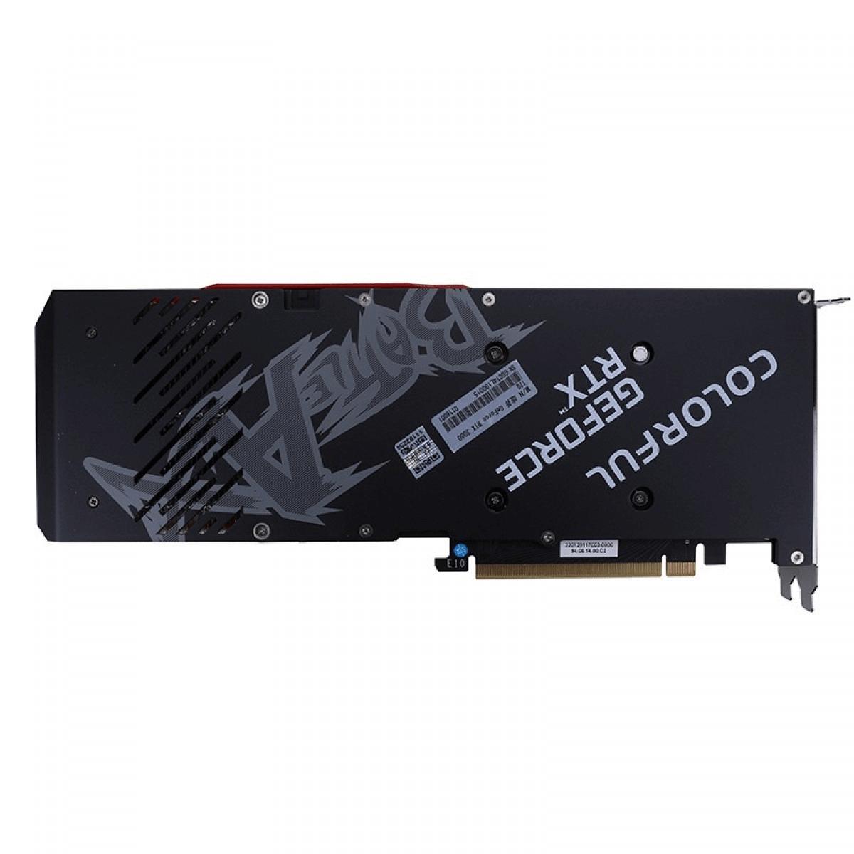 Placa de Video Colorful RTX 3060 NB 12GB GDDR6 (G-I3060 NB-V)