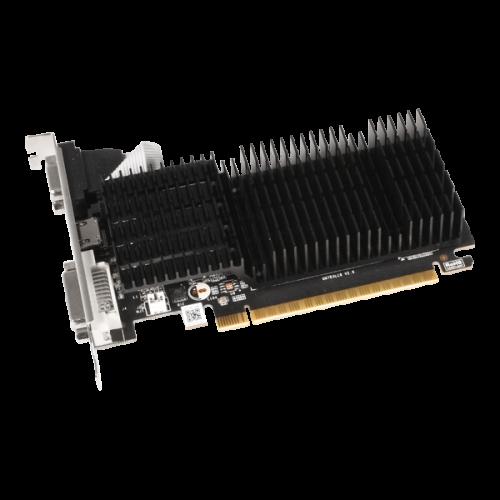 Placa de Vídeo Galax GeForce GT 710, 1GB DDR3, 64Bit, 71GGF4DC00WG