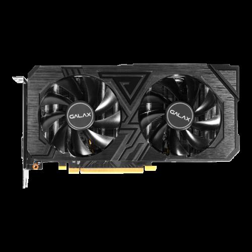 Placa de video Galax GeForce GTX 1660 Ti OC (1-Click OC) Dual, 6GB GDDR6, 192Bit, 60IRL7DSY91C