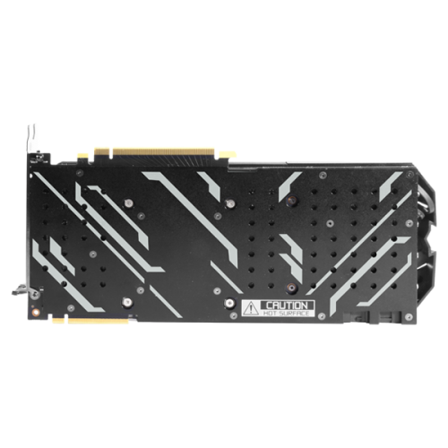 Placa de Video Galax RTX 2080 8GB GDDR6 1-CLICK OC EX 256-BIT 28NSL6UCU9EN