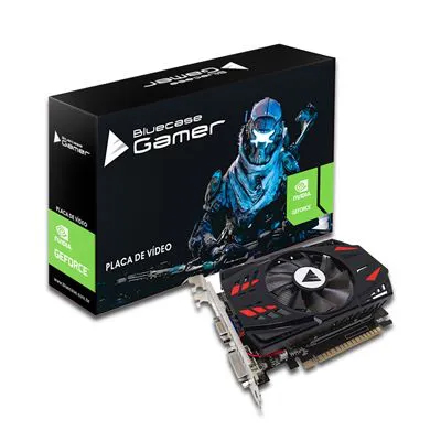 Placa de Vídeo GeForce BlueCase GTX 750 Ti 2GB GDDR5 128Bits BP-GTX750TI-2GD5D1