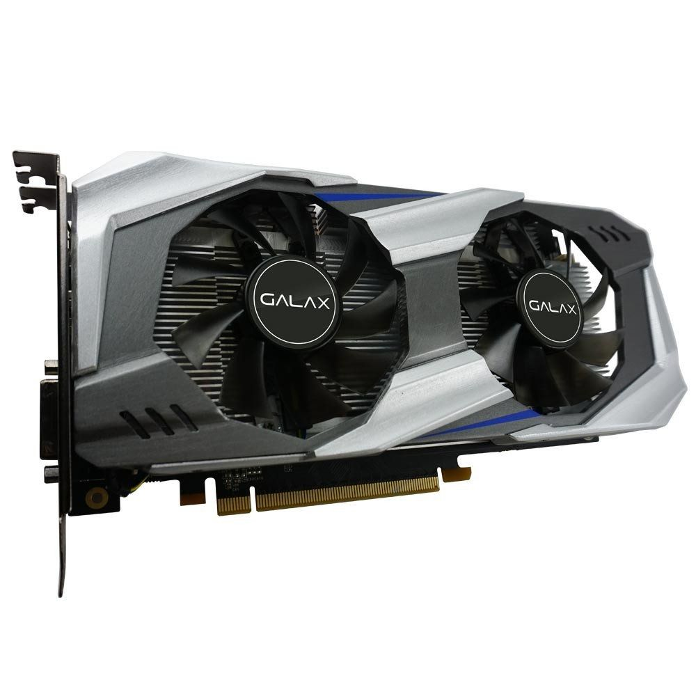 PLACA DE VÍDEO GEFORCE GALAX GTX 1060 OC 3GB 60NNH7DSL9C3 GDDR5 PCI-EXP