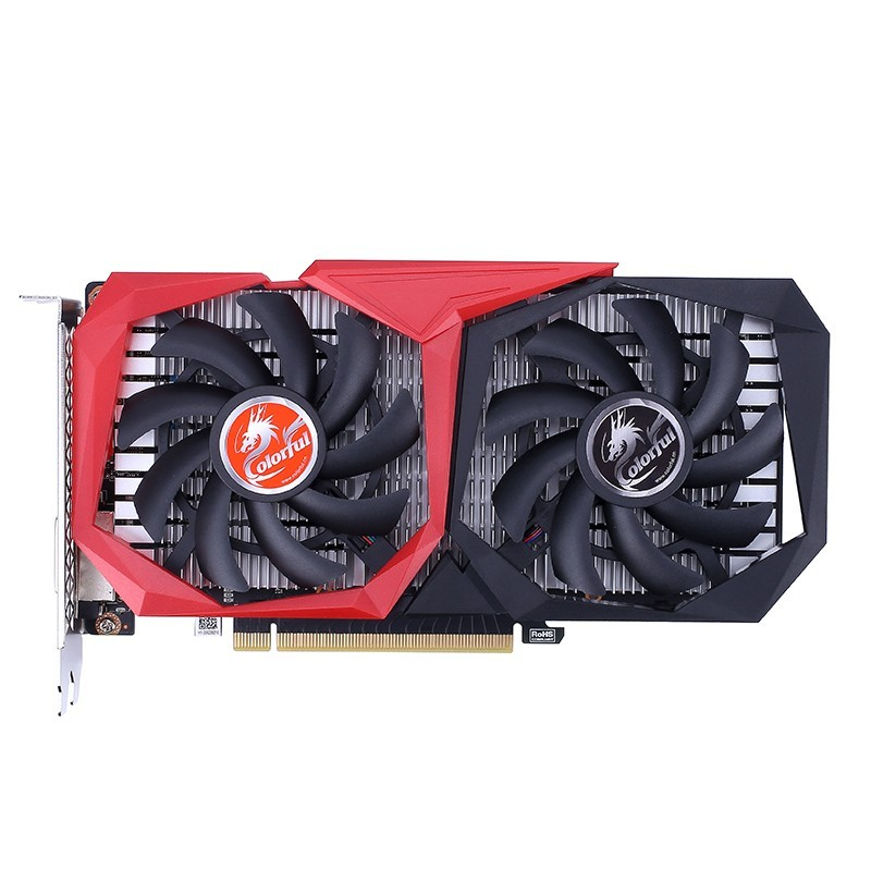 Placa de Vídeo GeForce GTX 1650 NB 4GB DDR6 - Colorful