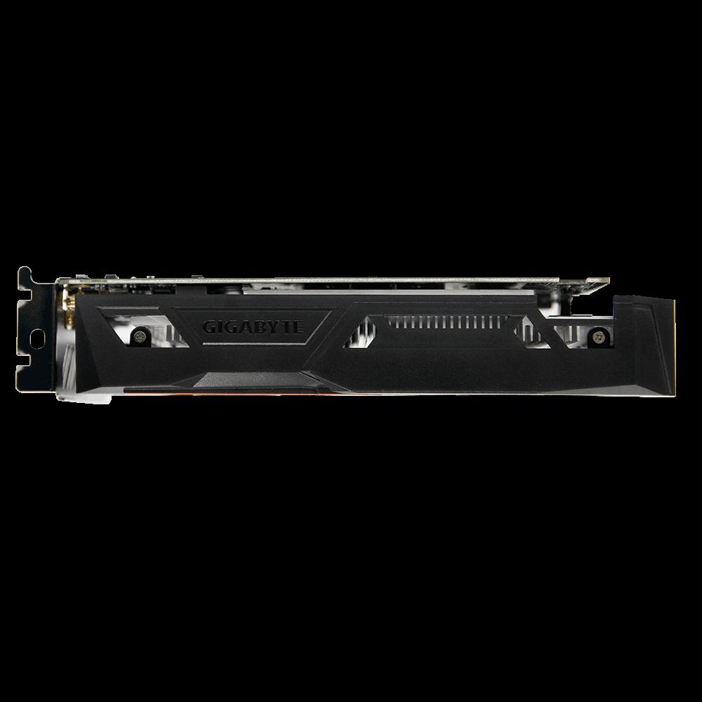 Placa de vídeo Gigabyte Geforce GTX 1050 OC 2GB GV-N1050OC-2GD GDDR5