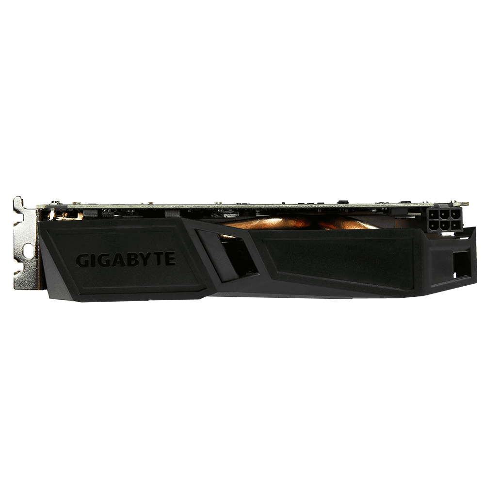 Placa de Vídeo Gigabyte Geforce GTX 1060 Mini ITX OC 3GB GV-N1060IXOC-3GD