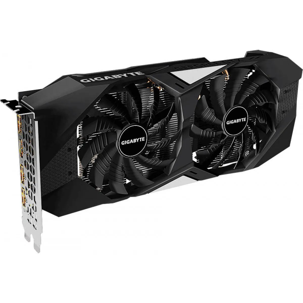 Placa de vídeo Gigabyte GeForce RTX 2060 Super WindForce Oc Dual 8GB GDDR6 256Bit GV-N206SWF2OC-8GD