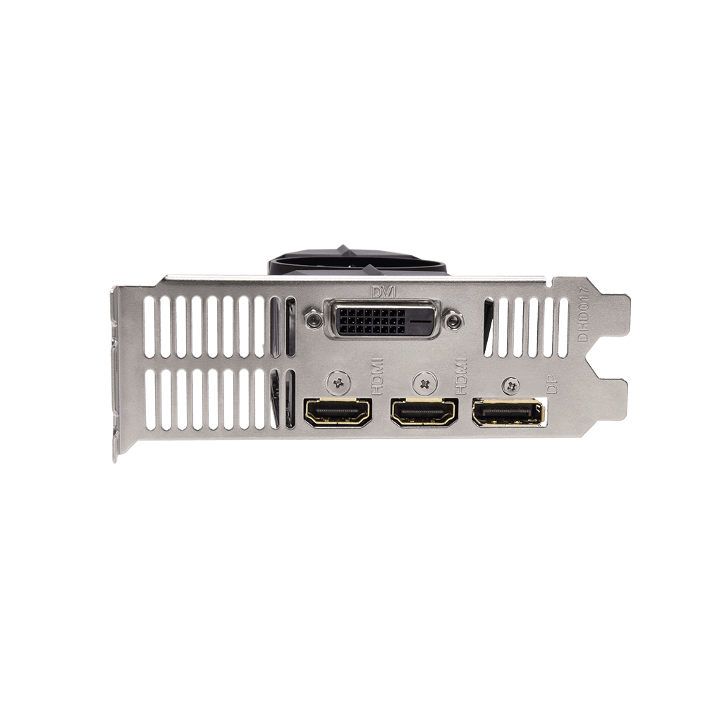 Placa de vídeo Gigabyte GTX 1050 3GB OC DDR5 PCIE - GV-N1050OC-3GL