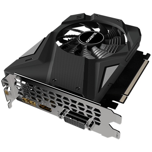 Placa de Video Gigabyte Nvidia GeForce GTX 1650 OC 4GB - GDDR6 GV-N1656OC-4GD