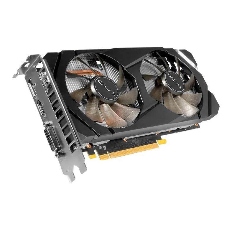 Placa de video GTX 1660 Super 6GB Dual 1-Click OC GDDR6 192Bit 60SRL7DSY91S