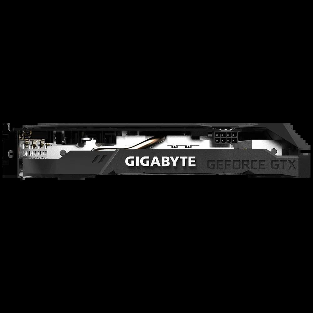 Placa de Video GTX 1660 Super Gigabyte GeForce 6Gb OC GDDR6 GV-N166SOC-6GD