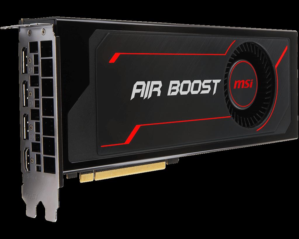 Placa de Video MSI Radeon RX Vega 56 AIR HBM2 8G 2048 BITS