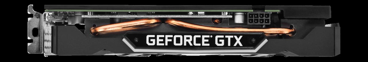 Placa de Vídeo Palit NVIDIA GeForce GTX 1660 Super GAMINGPRO 6GB GDDR6 192bit - NE6166S018J9-1160A-1