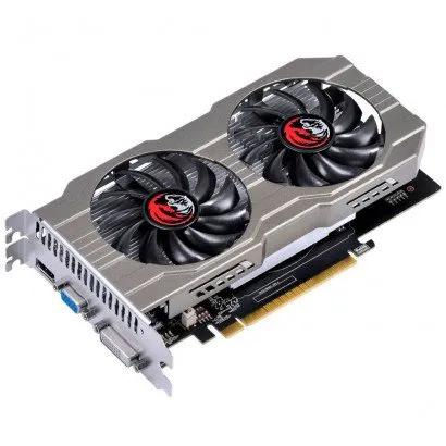 Placa de vídeo PcYes Nvidai GeForce GTX 750Ti 2GB GDDR5 128Bits PA75012802G5