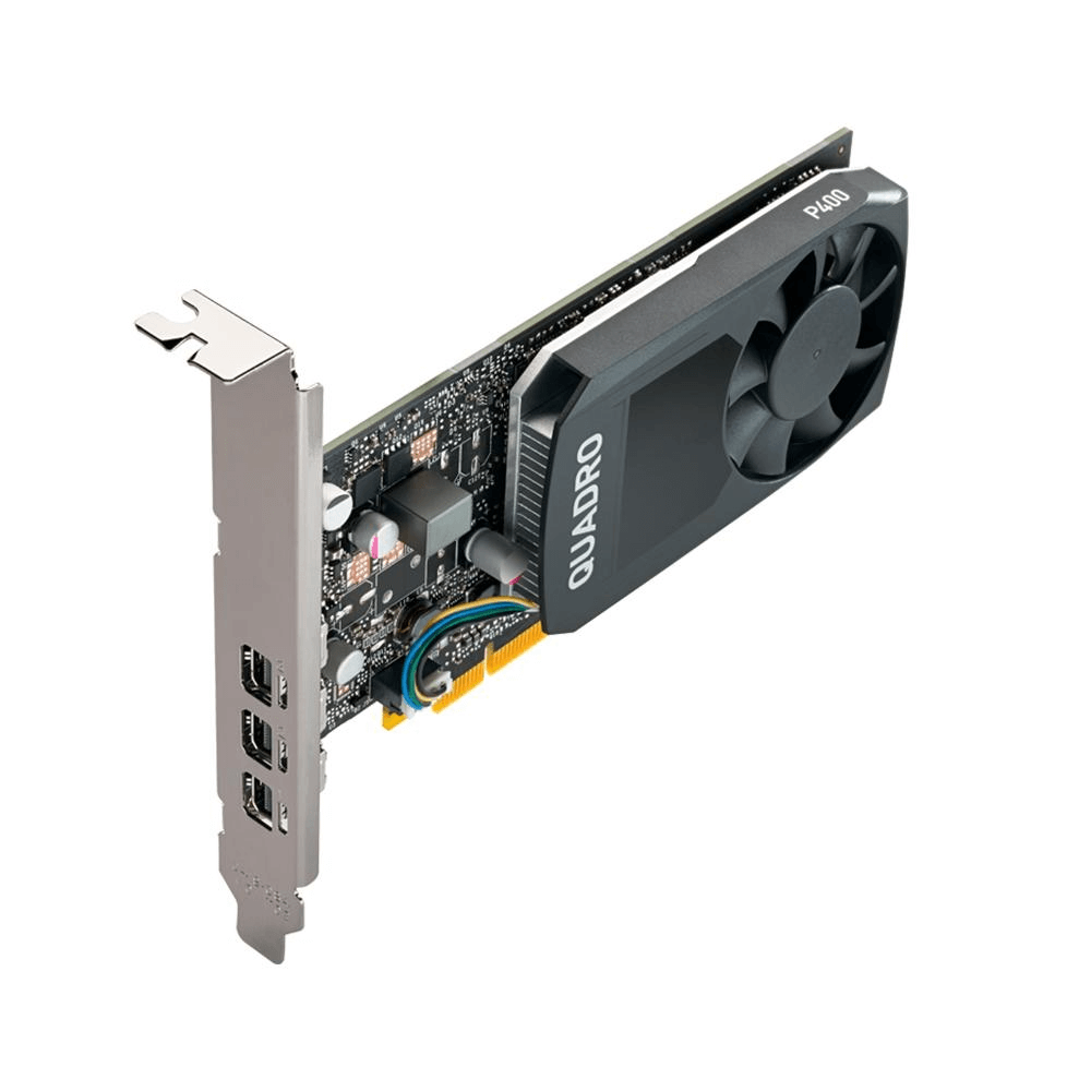Placa de Vídeo PNY NVIDIA Quadro P400 2GB GDDR5 VCQP400V2PB