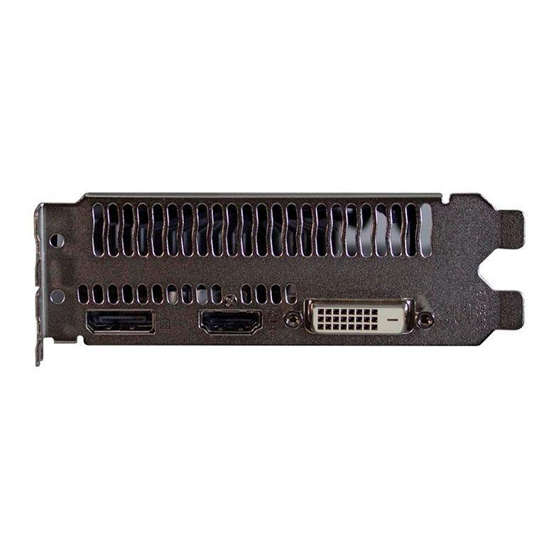 Placa de Vídeo PowerColor Radeon RX 550 4GB Red Dragon 4GB GDDR5 128Bit AXRX 550 4GBD5-DH
