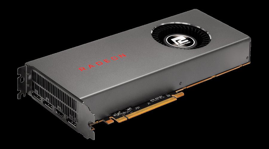 Placa de Video Powercolor Radeon, RX 5700, 8GB GDDR6 256-BIT, AXRX 5700 8GBD6-M3DH
