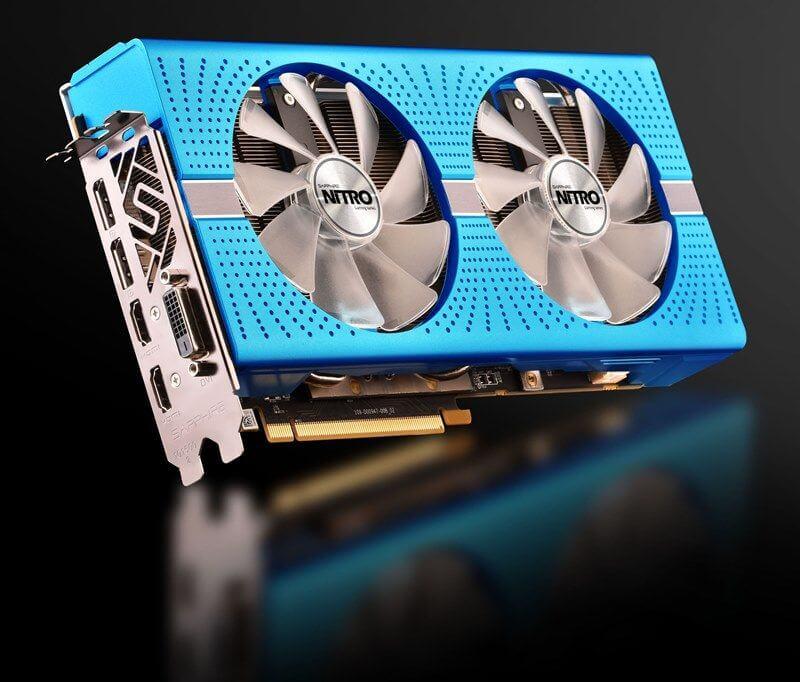 Placa de Vídeo Sapphire Radeon RX 590 Nitro+ 8GB 11289-01-20G 256BIT