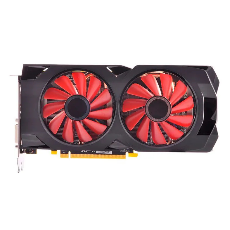 Placa de Vídeo VGA AMD XFX Radeon RX 570 4GB OC+ GDDR5 RX-570P4DFD6
