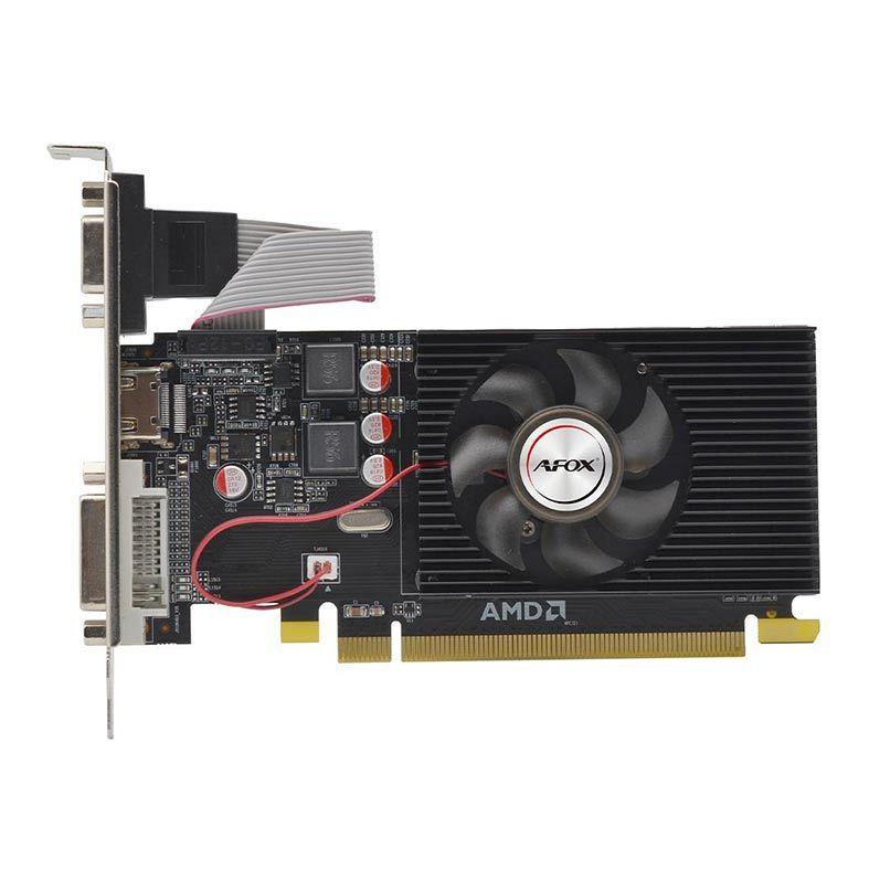 Placa de Vídeo VGA Radeon R5 230 1GB DDDR3 64Bits AFR5230-1024D3