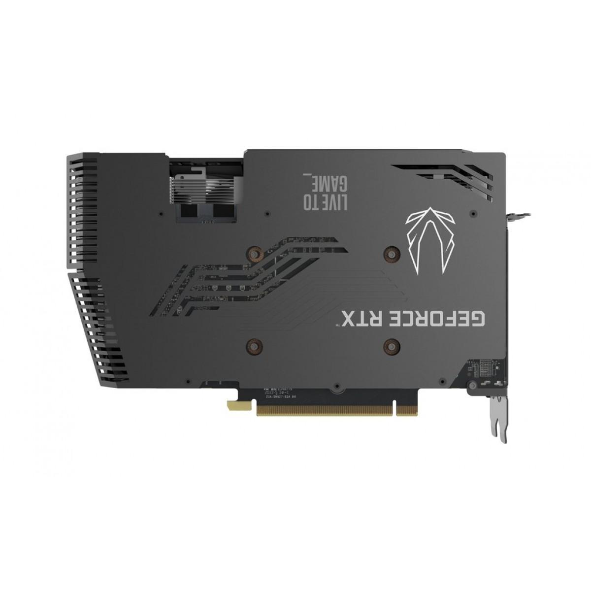 Placa de Vídeo Zotac Gaming GeForce RTX 3070 Twin Edge LHR 8GB GDDR6 - ZT-A30700E-10PLHR