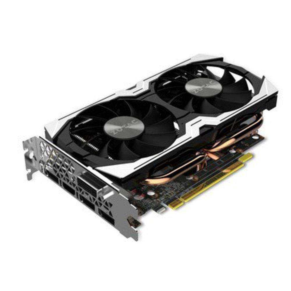 Placa de Video Zotac GTX 1070 8GB Mini DDR5 ZT-P10700G-10M