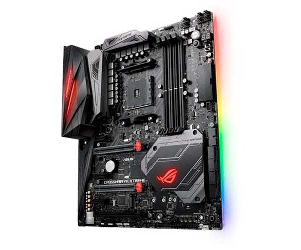 Placa Mae ASUS ROG Crosshair VI EXTREME ATX AMD AM4 DDR4