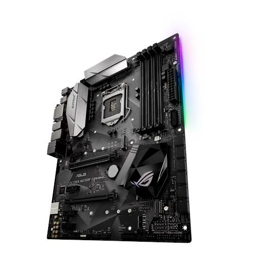 Placa Mãe ASUS Rog Strix B250F Gaming Rgb LGA 1151 DDR4