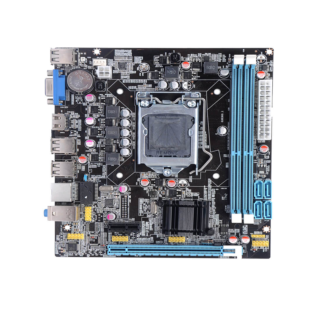 Placa mãe BlueCase BMBH61-S LGA 1155 DDR3 HDMI