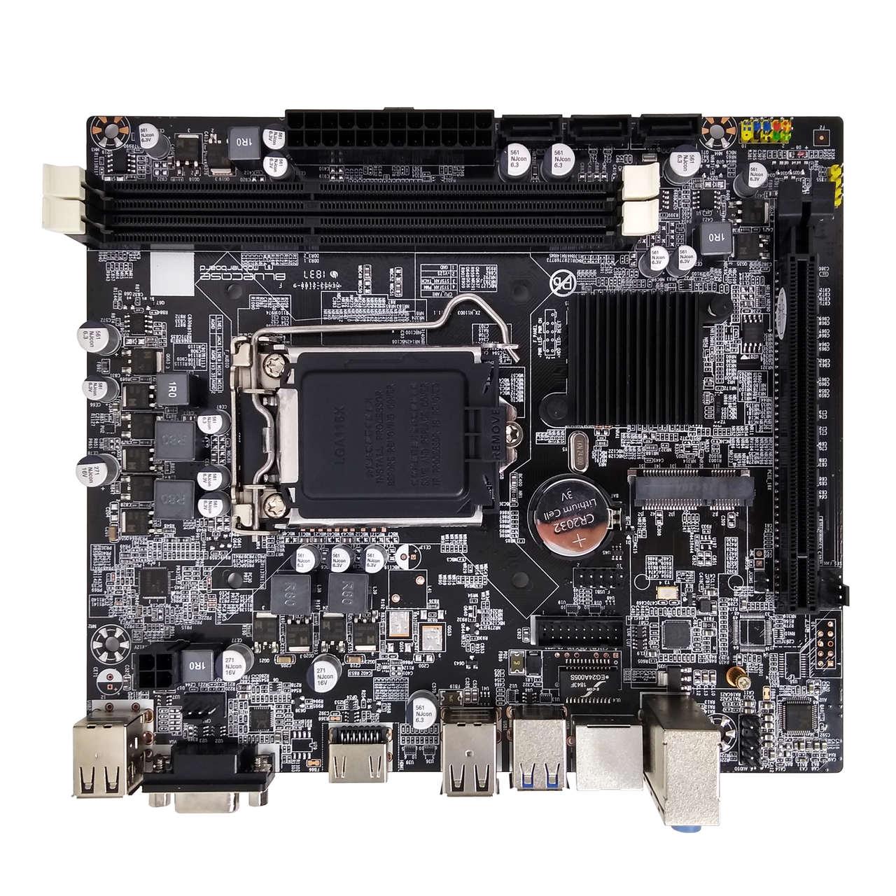 Placa mãe BlueCase OEM BMBH110-D LGA 1151 DDR3