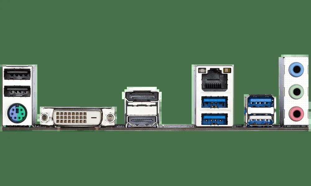 Placa mãe Gigabyte A520M DS3H AM4 DDR4 A520