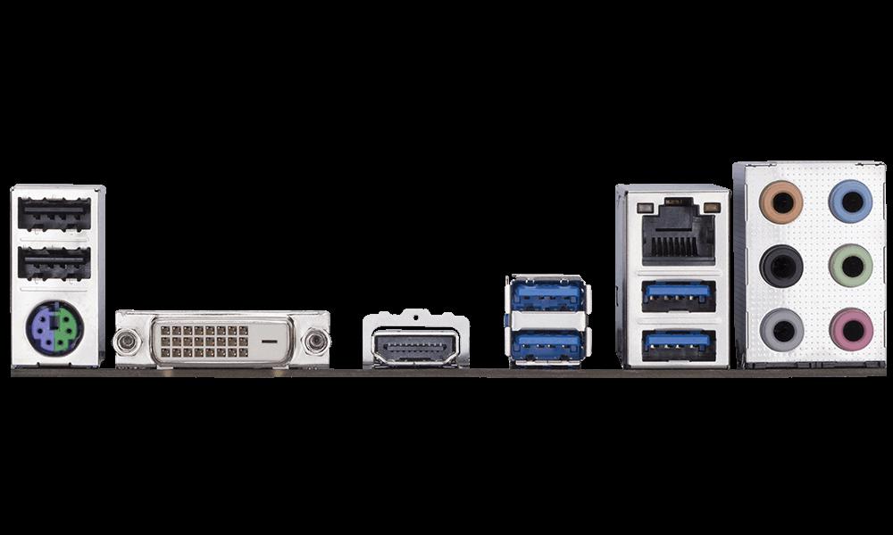 Placa Mãe Gigabyte P/ INTEL LGA 1151 ATX Z370 HD3 DDR4