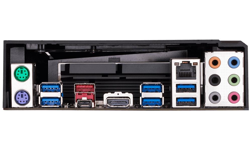 Placa mãe Gigabyte Z370XP SLI LGA 1151 SLI/Crossfire DDR4